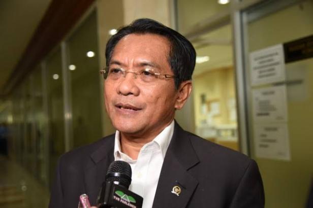 John Kenedy Azis Ungkap Belum Ada UU Atur Pegawai KPK Dipecat Bila Tak Lulus TWK