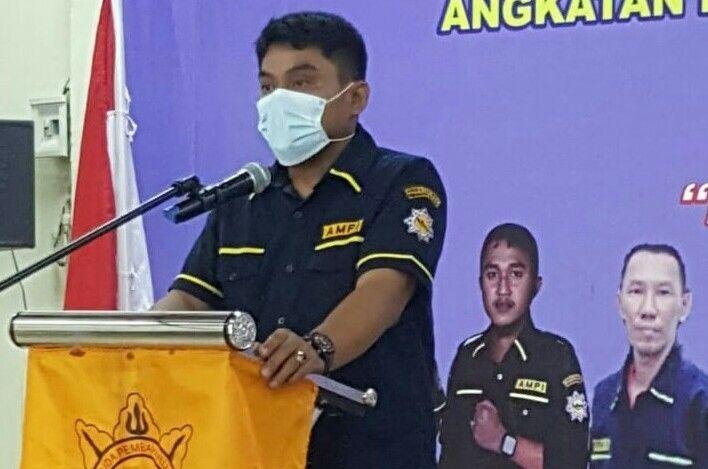 Dipimpin Andi Adnan Najamuddin, AMPI Sinjai Siap Sinergi Dengan Pemerintah