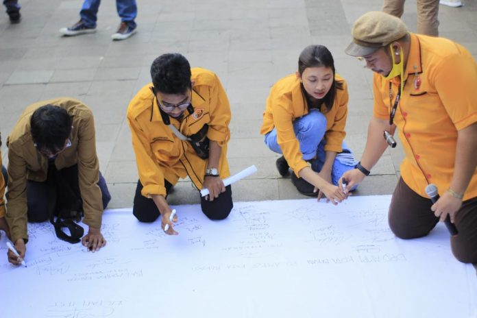 GEMA Ormas MKGR, AMPG dan AMPI Kompak Dukung Rahmat Effendi Pimpin Lagi Golkar Kota Bekasi