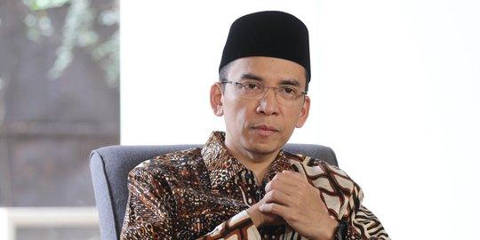 Beredar Rumor TGB Zainul Majdi Gantikan Ali Mochtar Ngabalin di KSP, Golkar Setuju?