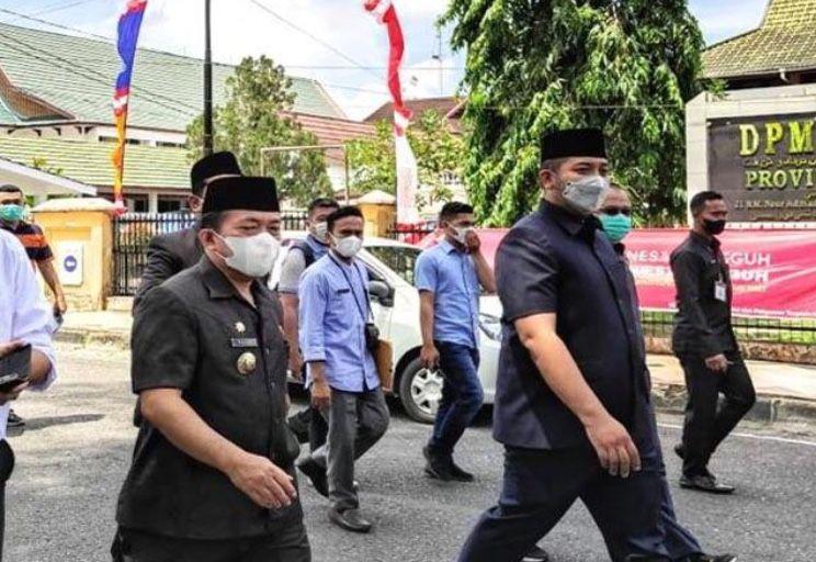 Pinto Jayanegara Dampingi Gubernur Jambi Al Haris Sidak Ke RSUD Raden Mattaher