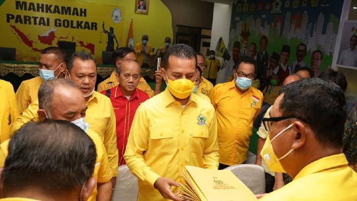 Ketua Umum DPP BAPERA Nilai Musa Rajekshah Sangat Tepat Pimpin Golkar Sumut