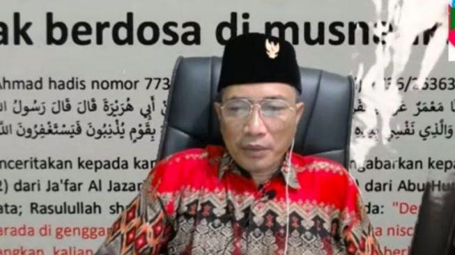 Ace Hasan: Islam Takkan Jadi Rendah Karena Ucapan Youtuber Penista Agama, Muhammad Kece