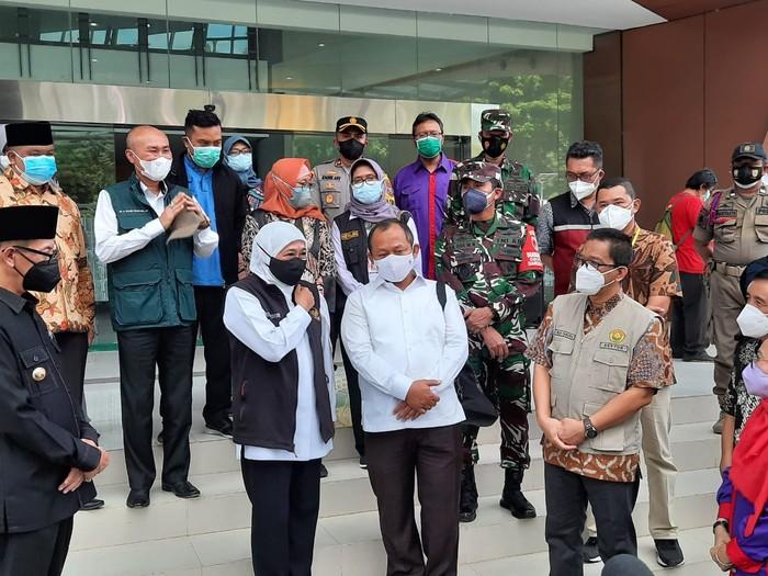 Sarmuji Puji Langkah Gubernur Khofifah Gandeng Perguruan Tinggi di Jatim Untuk Akselerasi Vaksinasi