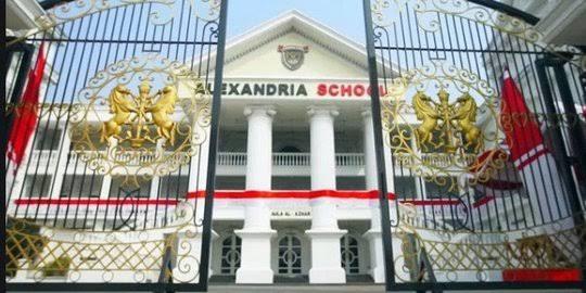 Didirikan Idris Laena, Alexandria Islamic School Miliki Fasilitas Bak Hotel Mewah