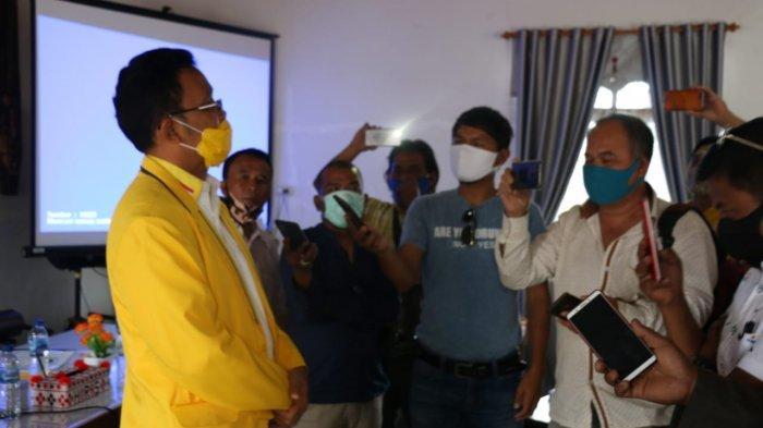 DPP Lebih Pilih Dukung Petahana Daripada Harry Marbun, Golkar Humbahas Memanas