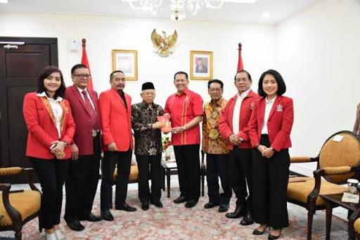 Wapres Ma'ruf Amin Bakal Hadiri Munas XI SOKSI Di Bali