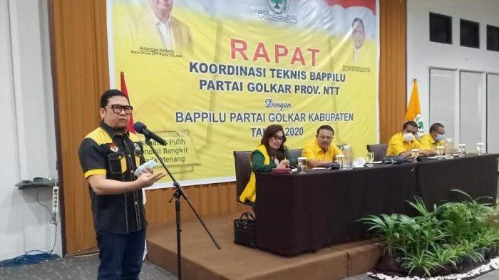 Miliki Calon Kepala Daerah Terbaik, Ahmad Doli Kurnia Optimis Golkar Menang di Pilkada se-NTT