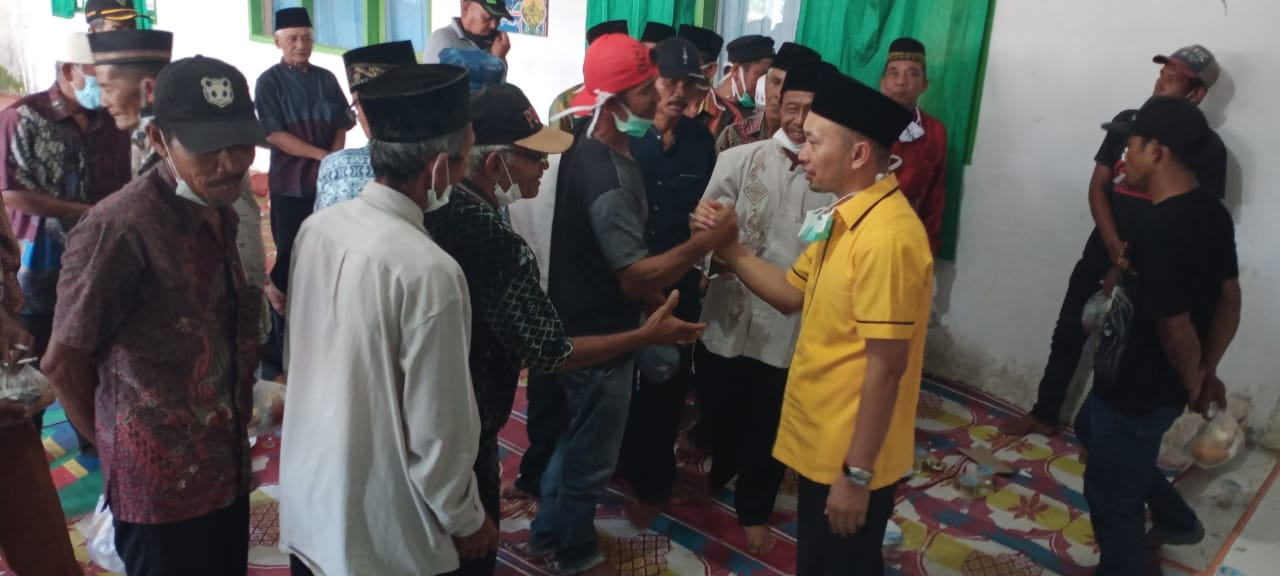 Maju di Pilkada Pesisir Selatan, Dedi Rahmanto Putra Minta Doa Restu Niniak Mamak