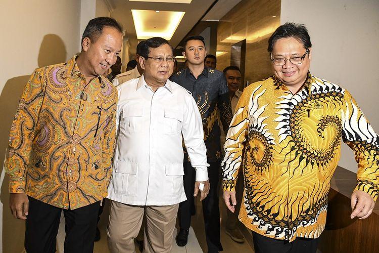 Duet Prabowo-Airlangga di Pilpres 2024? Firman Soebagyo: Keduanya Miliki Kapasitas dan Kapabilitas