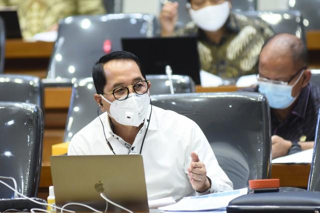 Firman Soebagyo Minta RUU Ciptaker Serius Perhatikan Kemitraan UMKM dan Perusahaan Besar