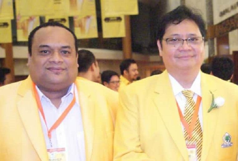 Inkonstitusional, Victor May Optimis Mahkamah Partai Batalkan Musda Golkar Papua Barat 15 Agustus 2020