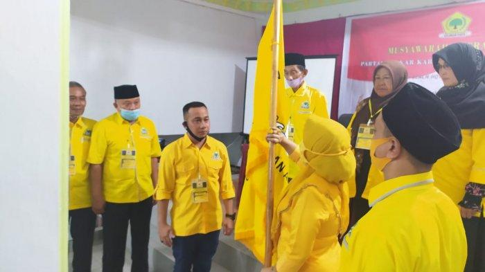 Terpilih Pimpin Golkar Anambas, Indra Syahputra Janjikan 4 Kursi DPRD
