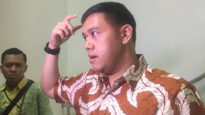 Imam Besar FPI Habib Rizieq Bakal Pimpin Revolusi, Dave Laksono Minta Polri Bersikap Tegas