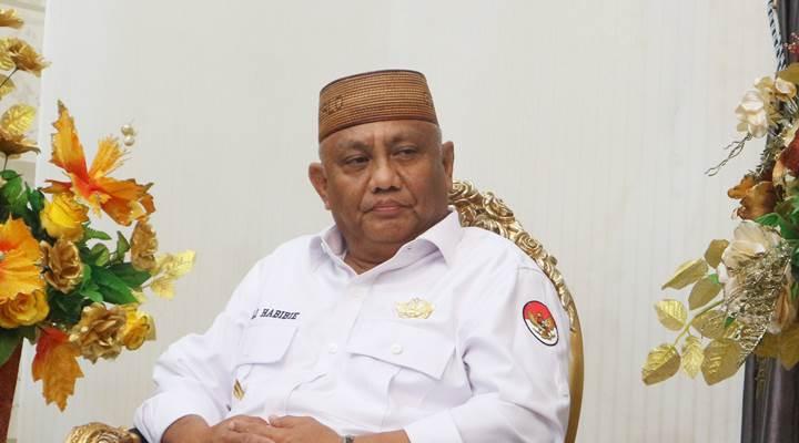 Percantik Kota Gorontalo, Pengabdian Terakhir Rusli Habibie Sebagai Gubernur