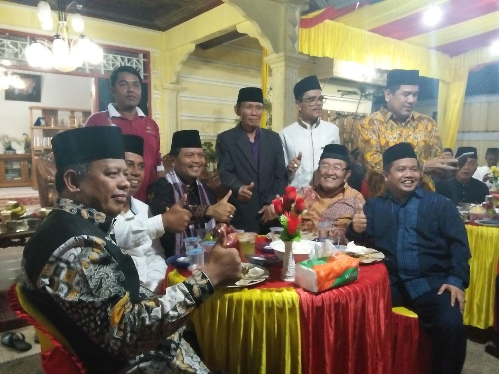 Safaruddin Dt Bandaro Rajo Siap Dampingi Irfendi Arbi di Pilbup Limapuluhkota