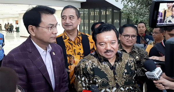 Idris Laena Dukung Sikap Jokowi Tolak Amandemen UUD 1945