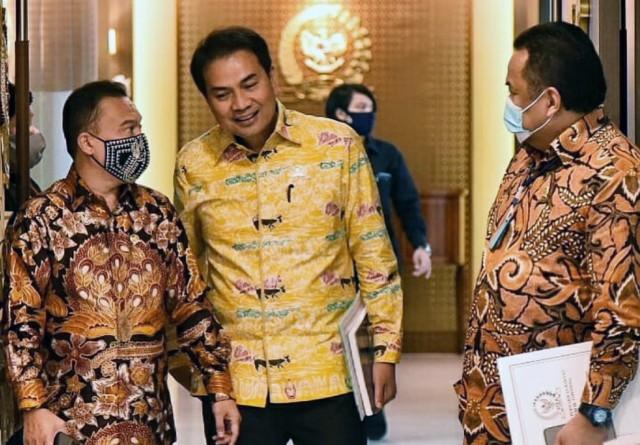 Azis Syamsuddin Dorong Pemerintah Tingkatkan Peran Indonesia di Indo Pasifik