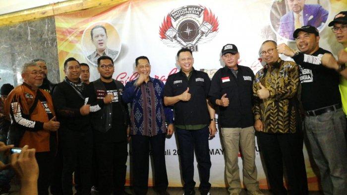 Bamsoet Sebut Anggota Klub Motor Jadi Penyangga Perekonomian Bangsa