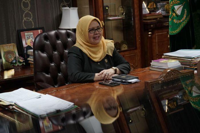 Septina Primawati Bakal Jadi Ketua DPRD Riau Untuk Kedua Kalinya?