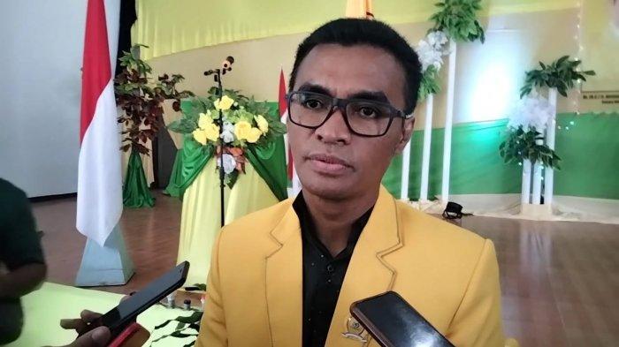 Rudolf Lailossa Kecewa Bupati Tuasikal Abua Tak Hadiri Pelantikan Pengurus Golkar Maluku Tengah