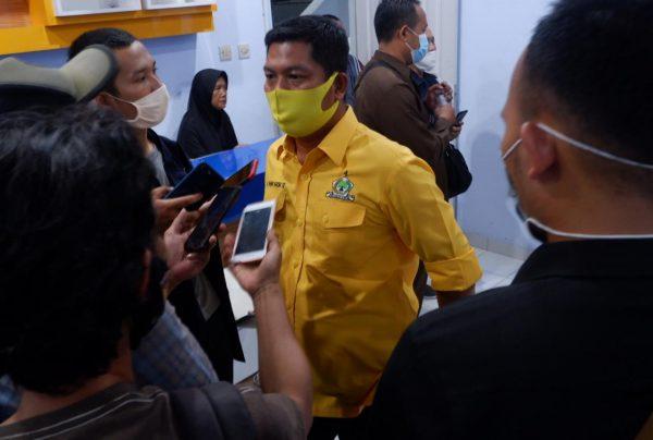 Maju di Pilbup Serang, Golkar Bakal PAW dan Beri Sanksi Tegas Pada Nasrul Ulum
