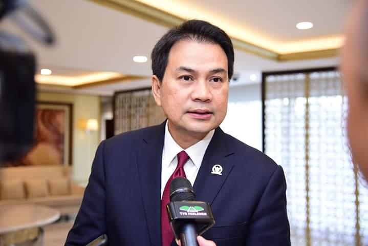 Azis Syamsuddin Dukung dan Siap Awasi Kinerja Tim Pemburu Koruptor