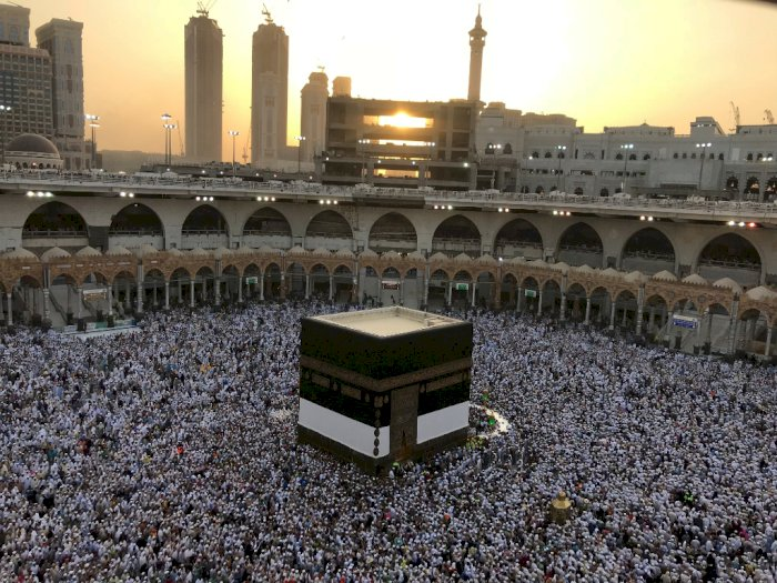 Arab Saudi Izinkan Haji Kondisi Khusus, Ace Hasan Harap Jamaah Indonesia Dapat Kuota Terbesar