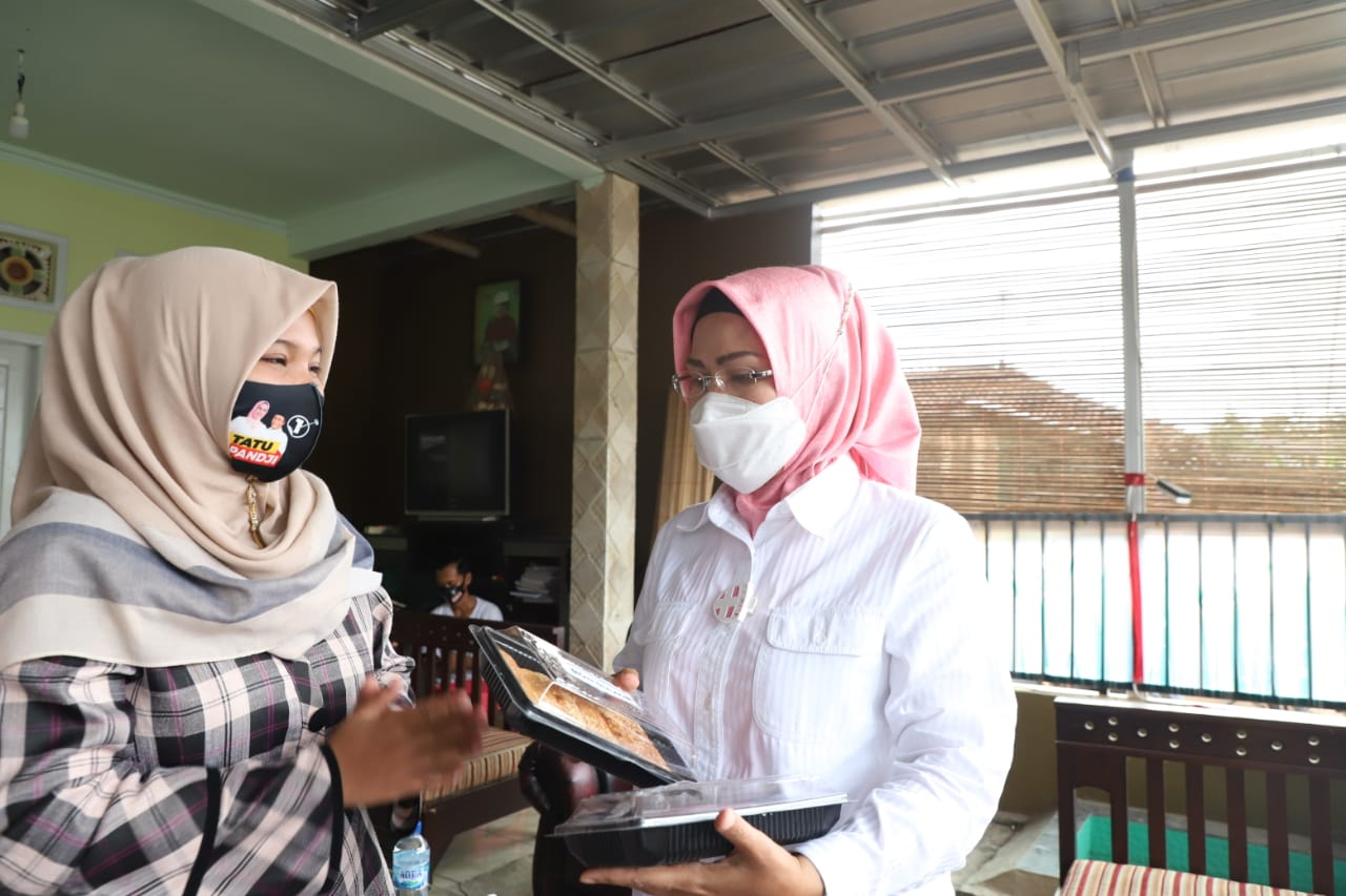 Serang Masuk Zona Merah Lagi, Bupati Ratu Tatu Chasanah Ingatkan Warga Patuhi Protokol Kesehatan