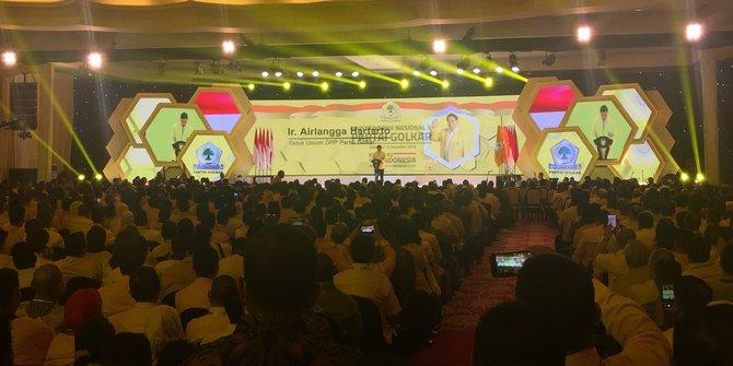 Airlangga Putuskan Indonesia Timur Jadi Lumbung Suara Golkar di Pilkada Serentak 2020