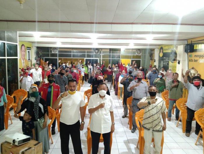 Hamka Baco Kady Ajak Masyarakat Berpikir Jernih Jabarkan Manfaat UU Cipta Kerja