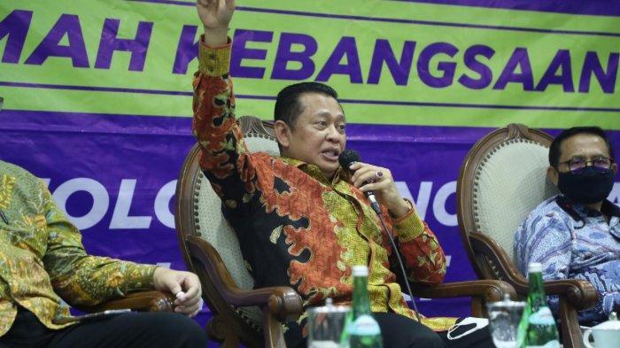 Cegah Negara Tanpa Arah, Bamsoet Tegaskan Komitmen MPR Wujudkan PPHN