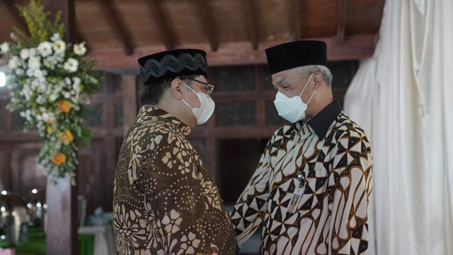 Wacana Airlangga-Ganjar Mencuat, Arif Fathoni: Koalisi Domain DPP, Sebagai Prajurit Kami Selalu Siap