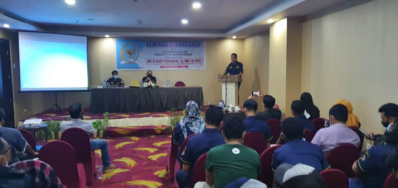 HUT Ke-43, AMPI Sulsel Siap Lahirkan Pemimpin Muda di Tahun 2024