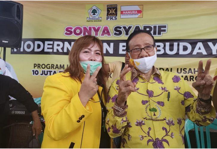 Dana Saksi Untuk Golkar Saat Pilkada Kota Manado Bermasalah, Sonya Selviana Mengadu ke DPP
