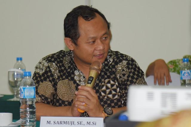 Sarmuji Pertanyakan Kebijakan LPEI Menaikkan Suku Bunga di Tengah Pandemi Corona