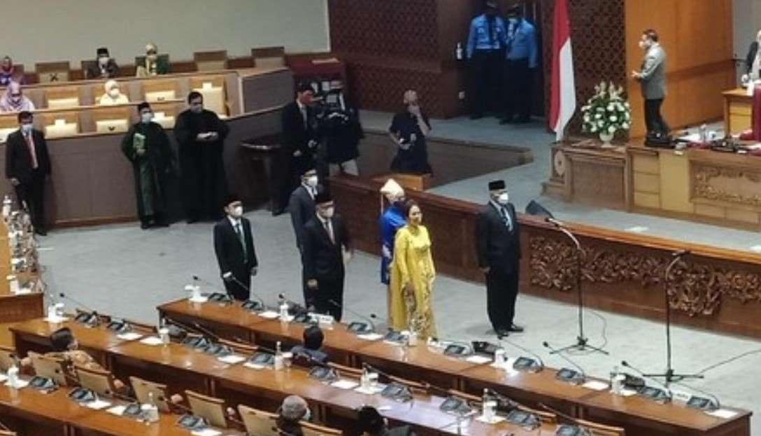 Gantikan Ansar Ahmad, Cen Sui Lan Resmi Dilantik Jadi Anggota DPR RI Periode 2019-2024
