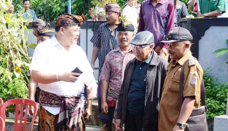 Reses Di Buleleng, Sugawa Korry Terima Keluhan Harga Cengkeh Anjlok