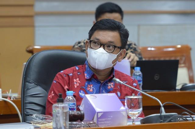 Ace Hasan Minta Kepala BNPB Laporkan Rinci Penggunaan Dana Siap Pakai Penanganan COVID-19