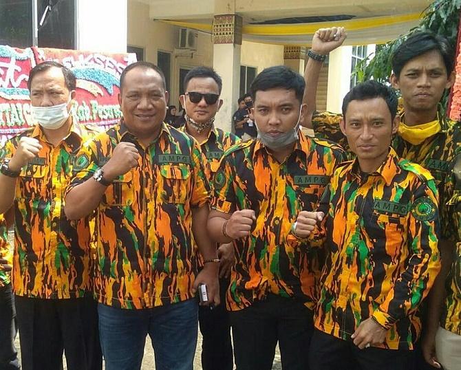 Menangkan Golkar di Pilkada se-Lampung, Aprozi Alam Panaskan Mesin AMPG