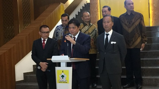 Soal Reshuffle Kabinet, Dave Laksono Nilai Menteri-Menteri Golkar Sudah Bekerja On The Track