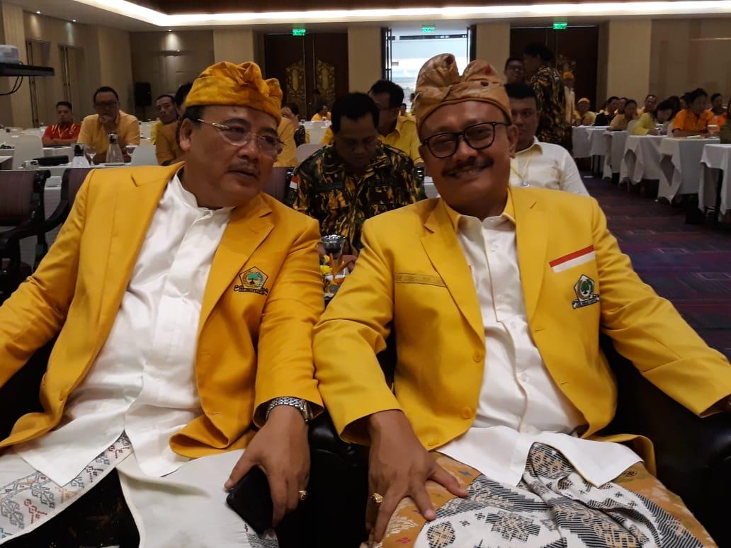 85 Orang Pengurus Golkar Bali Periode 2020-2025 Di Bawah Sugawa Korry Disahkan DPP