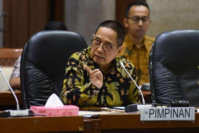 Dito Ganinduto Pastikan Fraksi Golkar Tolak Revisi UU BI Dan Wacana Bentuk Dewan Moneter
