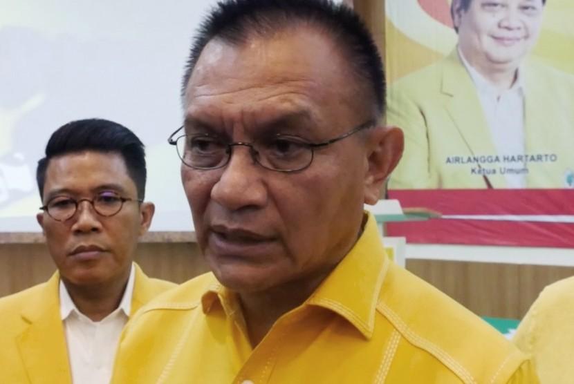 Lodewijk Paulus Ungkap Airlangga Hartarto Berpeluang Jadi Capres Golkar di Pemilu 2024