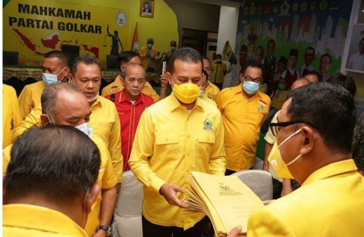 Gubernur Edy Rahmayadi Yakin Musa Rajekshah Mampu Kembalikan Kejayaan Golkar Sumut