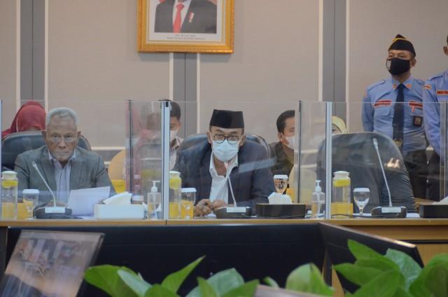 Agung Widyantoro Tegaskan Komitmen DPR Serap Aspirasi Rakyat Papua Untuk Revisi UU Otsus