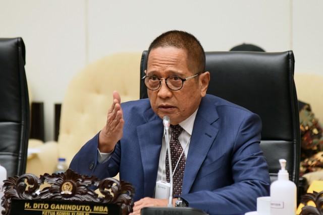 Dito Ganinduto Apresiasi Kebijakan Pemerintah Pulihkan Ekonomi Nasional Semester II 2021