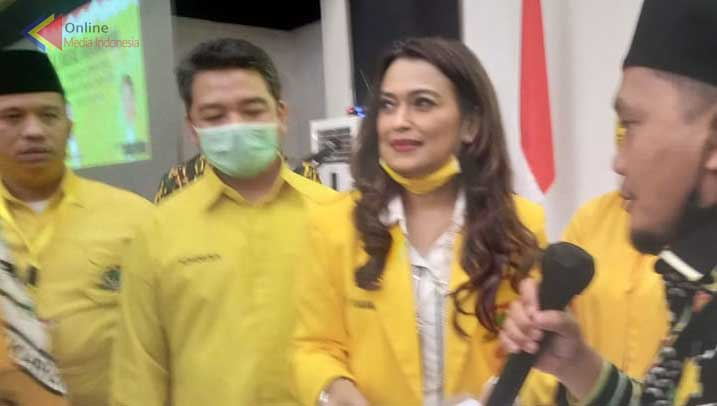 Golkar Jaksel Gelar Swab Antigen Untuk Kader Yang Berangkat Diklat Politik di Bogor