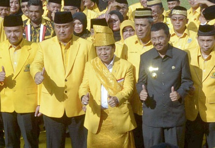 Ngogesa Sitepu Tunggu Restu DPP Golkar, Bakal Ada Kuda Hitam?