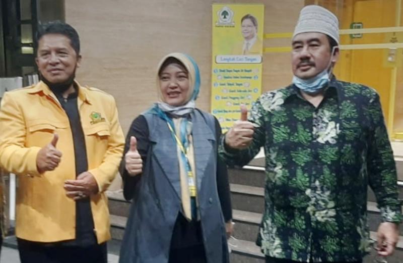 Duet Nia Dadang Naser-Deding Ishak Diprediksi Mampu Menang Dengan 45 Persen Suara